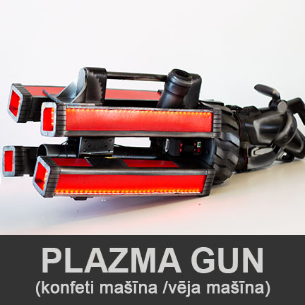 Plazma lielgabals